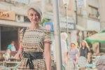 Bucharest woman - laura dragulin - photostories