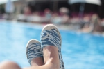 Summer relax - pool - laura dragulin - photostories