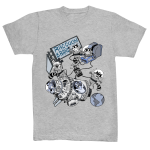 raccoon-brand-space-invaders-tee-heather-grey