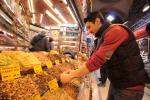 Turkish man inside the Grand Bazaar